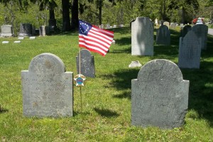 Capt Ward & Remember Swift Headstones