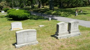 Wing, Cobb & Averill Headstones