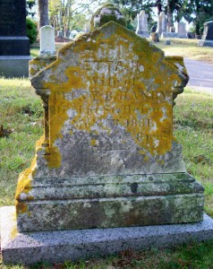 Etta H Handy Headstone