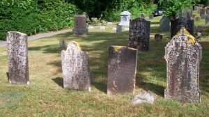 Theodore Morse (Lucy's son), Seth Hall (Lucy's brother), Lucy & Calvin (Lucy's son) Redding Headstones
