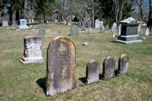 Beckerman Family Headstones