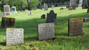 Keith children Headstones