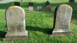 Keith family Headstones