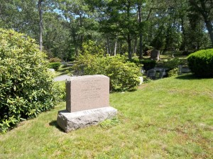 Bliss family Headstone