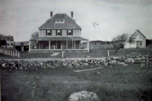 Barlows Landing Rd. residence of J Frank Dimmock