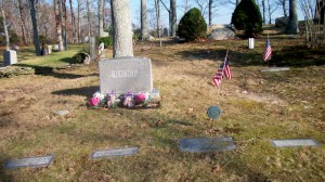 Hunt Family Headstones
