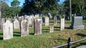 Dimmick family Headstones