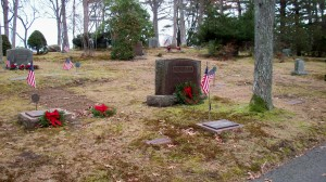 Robinson Family Headstones