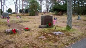 Robinson Family Headstones