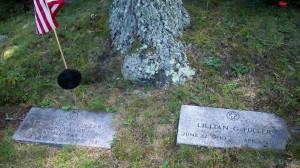 Maurice L & Lillian G Fuller Headstones