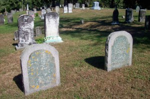 Elizabeth & John Handy Headstones