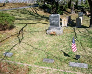 Herbert Louis , Celia May Fisher & Nathan Beale Swift Headstones