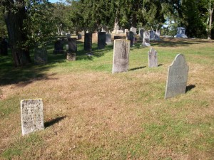 Betsey F, Alvan, Heman T & Hannah Hinds Swift Headstones