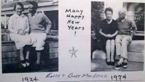 Elise & Burt MacBride